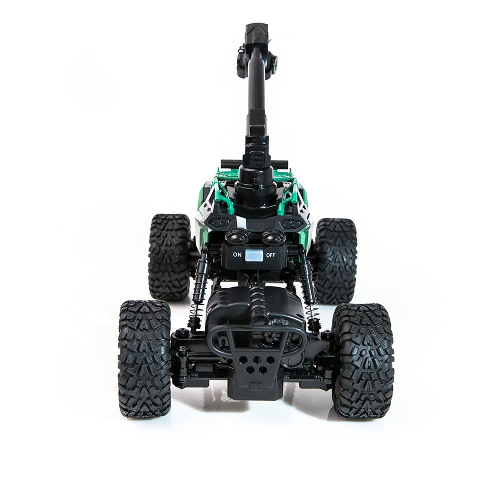 rc-cars Crazon 1/16 2.4G 4WD With Wifi Camera 0.3MP Phone Control Double Turning Waterproof Crawler RC Car RC1397685 3