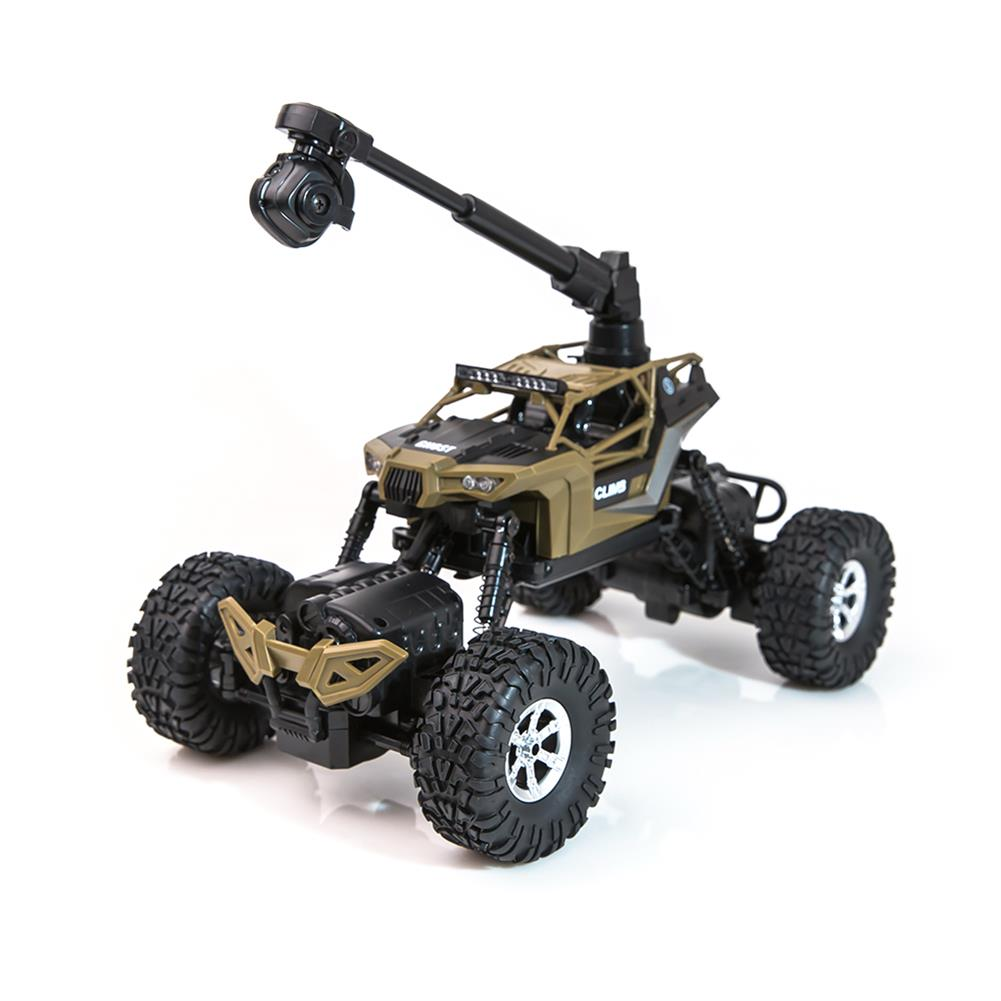 rc-cars Crazon 1/16 2.4G 4WD With Wifi Camera 0.3MP Phone Control Double Turning Waterproof Crawler RC Car RC1397685 6