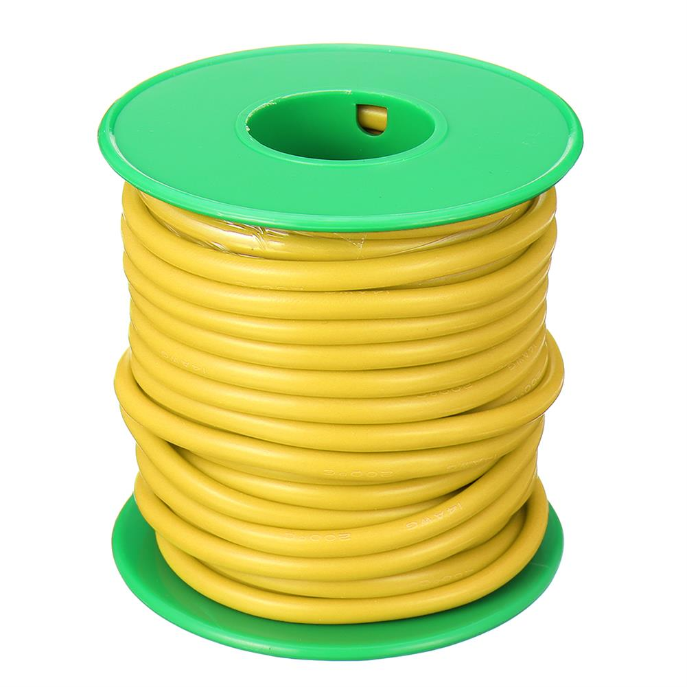 connector-cable-wire 10m 14AWG Wire Soft Silicone Cable Wire High Temperature Tinned Copper RC1398070 3