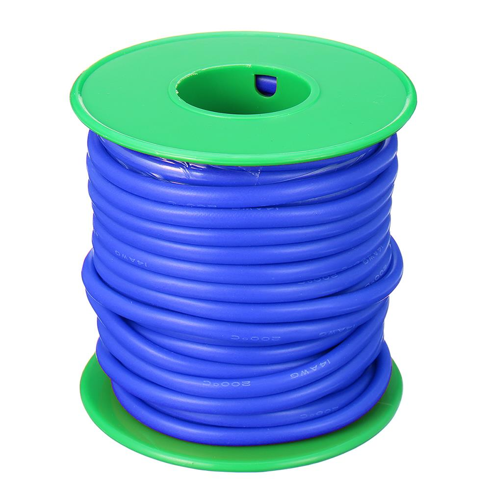 connector-cable-wire 7M 12AWG Soft Silicone Wire Cable High Temperature Tinned Copper RC1398071 4
