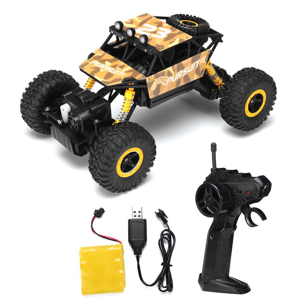 rc-cars 1/18 2.4G ABS Wireless Crawler Rc Car RC1398097 2