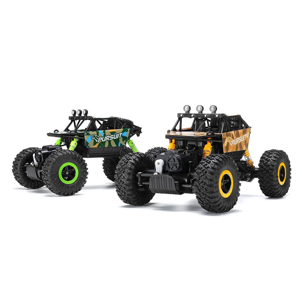 rc-cars 1/18 2.4G ABS Wireless Crawler Rc Car RC1398097 4