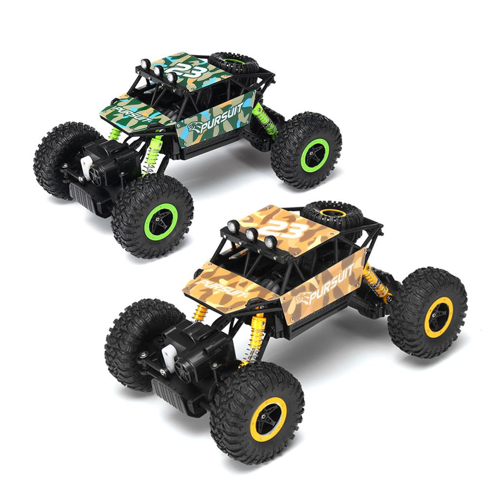 rc-cars 1/18 2.4G ABS Wireless Crawler Rc Car RC1398097 5