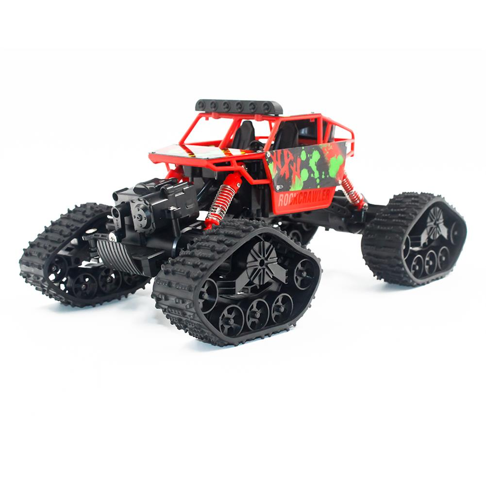 rc-cars YYPLAY S-002X 1/18 2.4G 2WD Snow Wheel Rc Car Climbing Off-road Truck RTR Toy RC1398514 1
