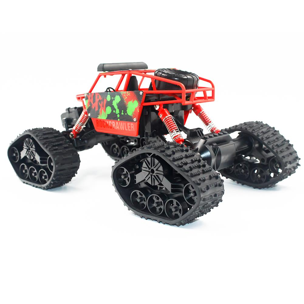 rc-cars YYPLAY S-002X 1/18 2.4G 2WD Snow Wheel Rc Car Climbing Off-road Truck RTR Toy RC1398514 2