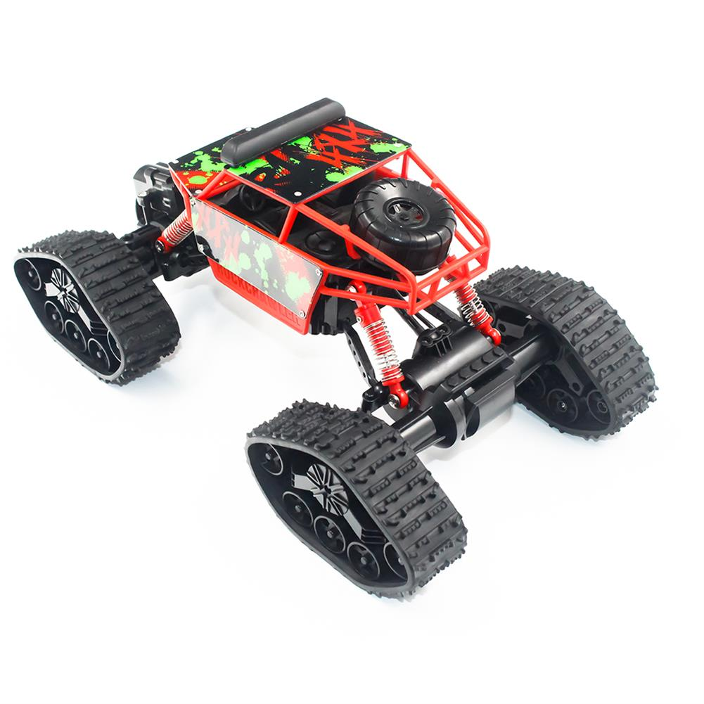 rc-cars YYPLAY S-002X 1/18 2.4G 2WD Snow Wheel Rc Car Climbing Off-road Truck RTR Toy RC1398514 3
