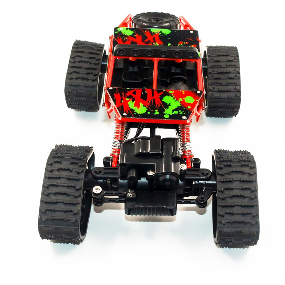 rc-cars YYPLAY S-002X 1/18 2.4G 2WD Snow Wheel Rc Car Climbing Off-road Truck RTR Toy RC1398514 4