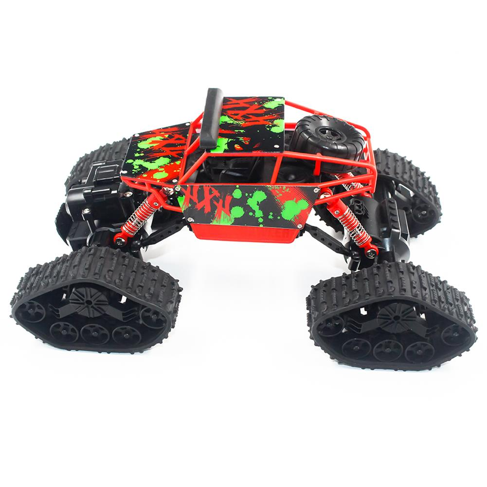 rc-cars YYPLAY S-002X 1/18 2.4G 2WD Snow Wheel Rc Car Climbing Off-road Truck RTR Toy RC1398514 6