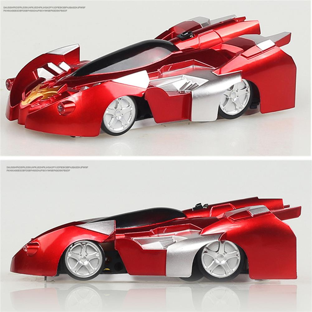 rc-cars 1PC LCF 139-6 Infrared RC Wall Climbing Car Anti Gravity Ceiling Electric Toys With LED Light RC1398574 5