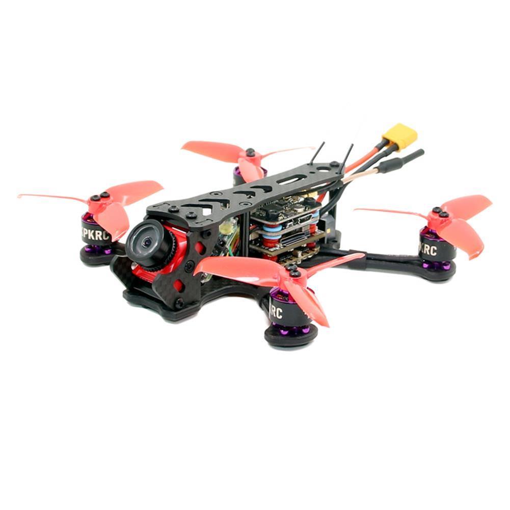 fpv-racing-drones XPKRC K5 120mm FPV Racing Drone PNP BNF Omnibus F4SD 20A mini BLheli_S Caddx Turtle V2 25-200mW VTX RC1398900