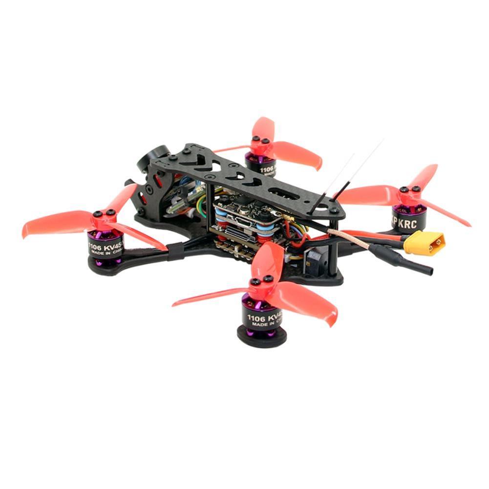 fpv-racing-drones XPKRC K5 120mm FPV Racing Drone PNP BNF Omnibus F4SD 20A mini BLheli_S Caddx Turtle V2 25-200mW VTX RC1398900 2
