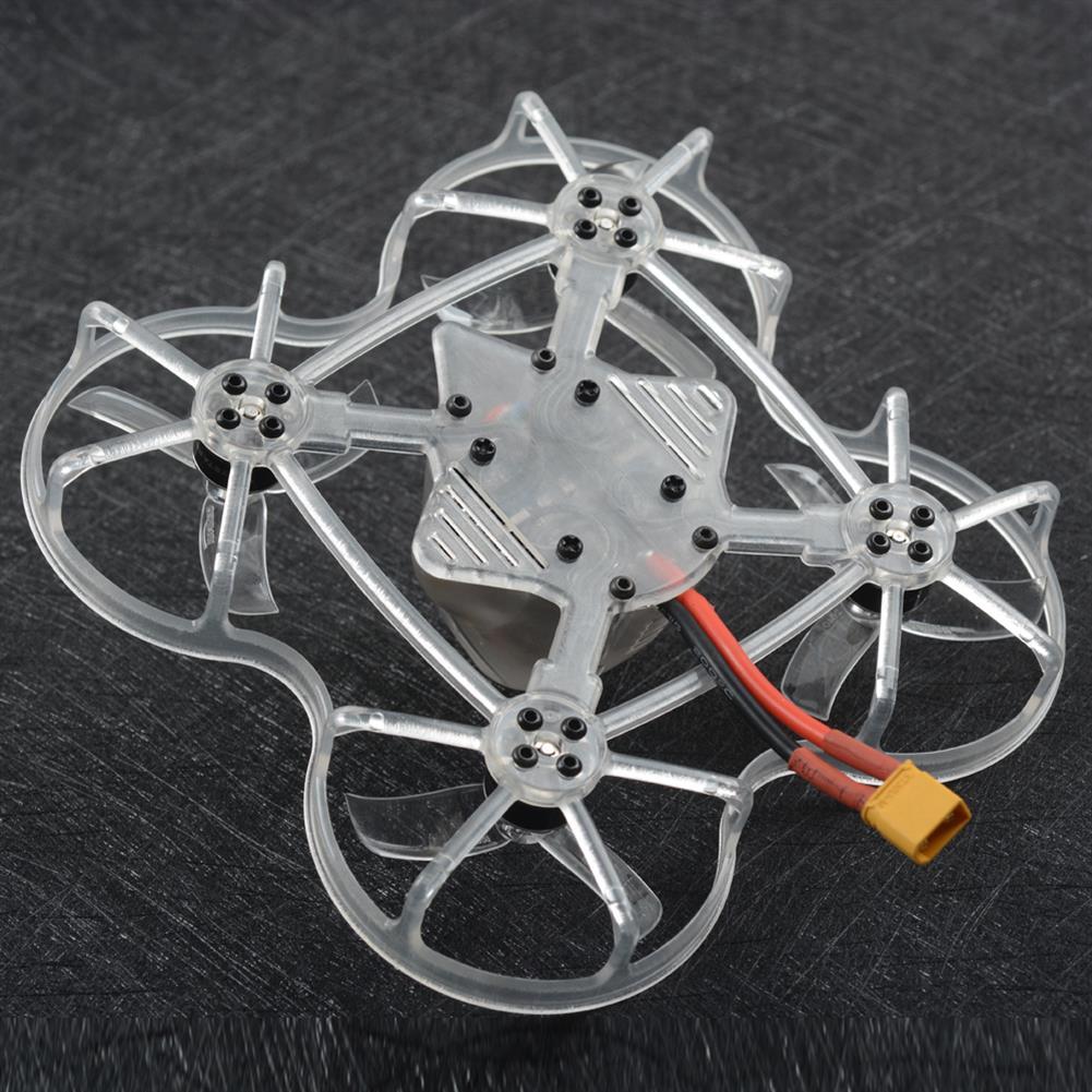 fpv-racing-drones SKYSTARS 2019 Ghostrider X95 95mm FPV Racing RC Drone DIY PNP BNF F4 OSD 200mW 20A BLHeli_S 700TVL RC1399455 7