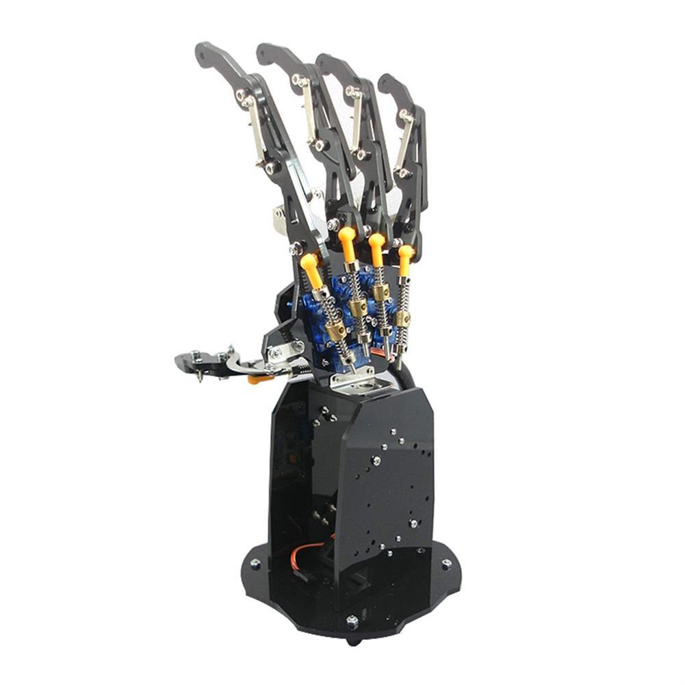 robot-arm-tank DIY 5DOF RC Robot Arm Educational Kit Robot Arm With Servos RC1399699