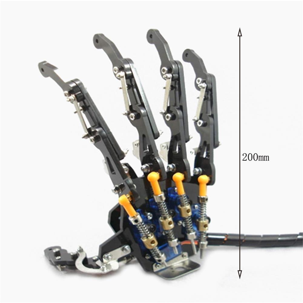 robot-arm-tank DIY 5DOF RC Robot Arm Educational Kit Robot Arm With Servos RC1399699 3