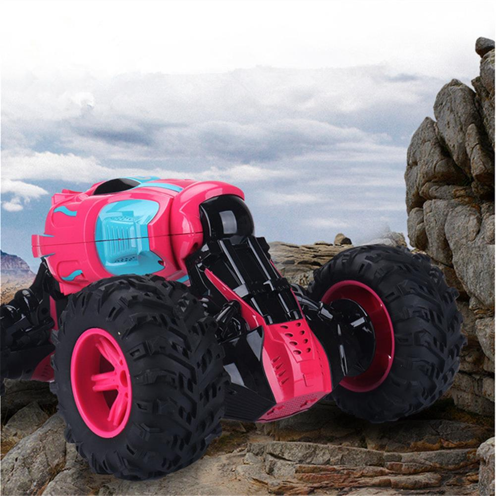 rc-cars 1PC ZhengFei Toys 8850 2.4G 4WD 20km/h Double Sided Stunt Rc Car Deformation Climbing Off-road Truck RC1399868 6