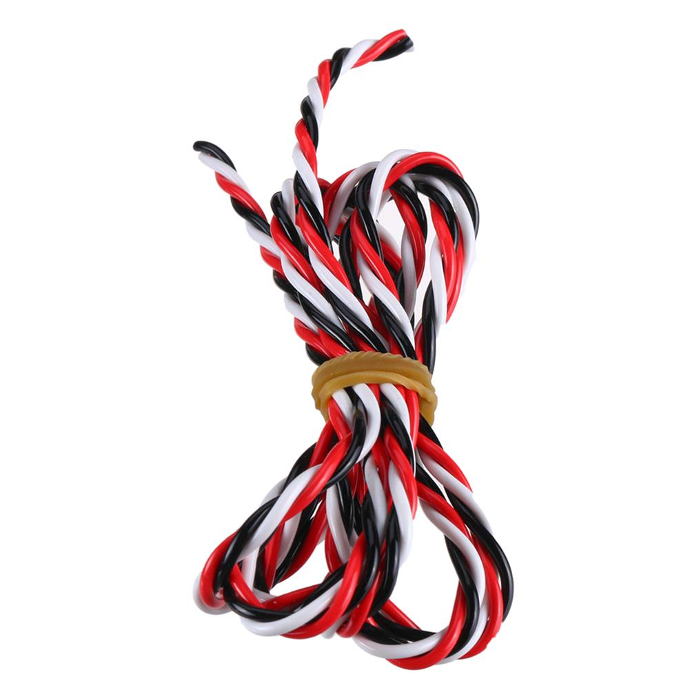 connector-cable-wire 1M 3P Dupont Line Servo Extension Cable Wire for RC Models RC1402993 2