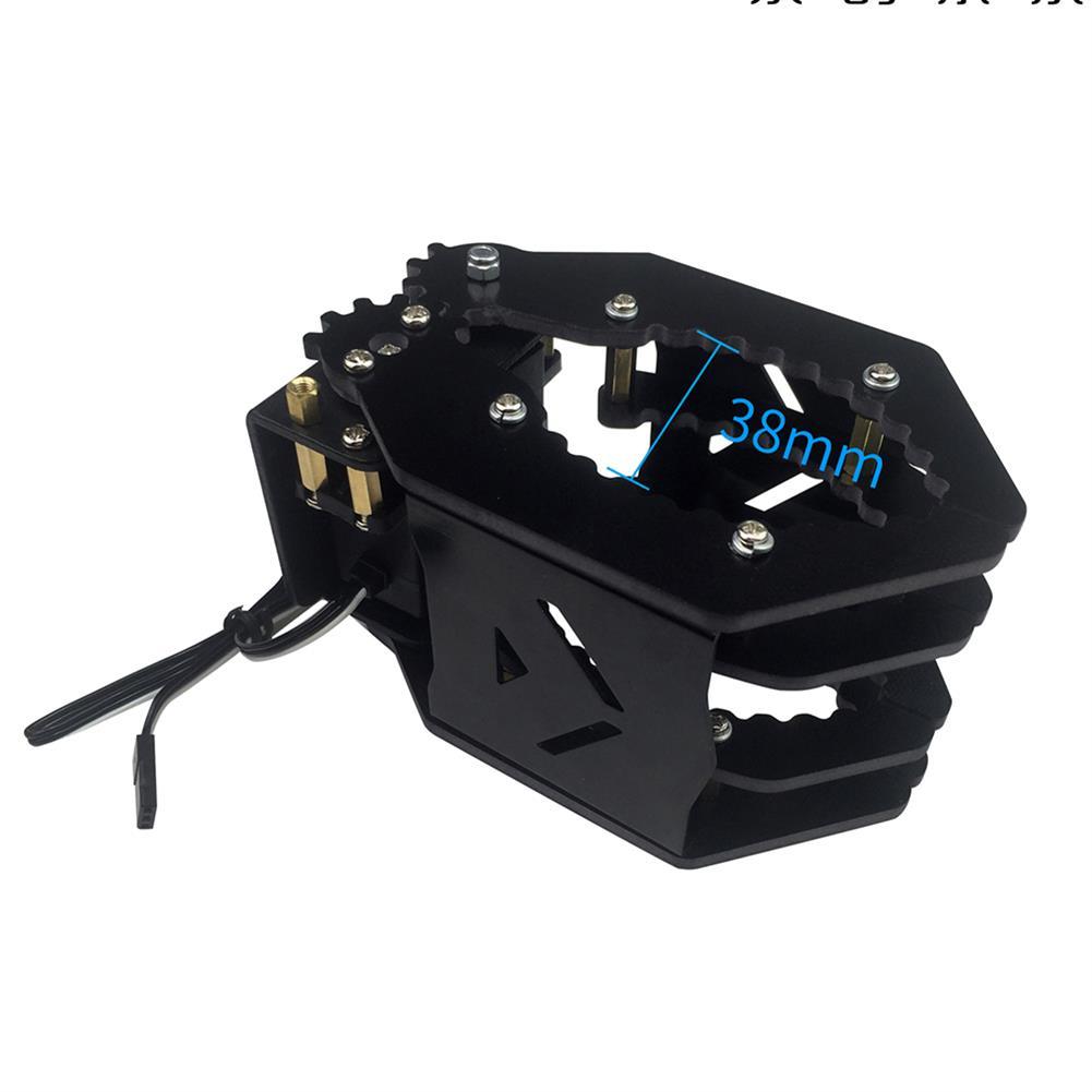 robot-arm-tank LOBOT Metal RC Robot Arm Gripper Finger With 335 Digital Servo RC1403206 3