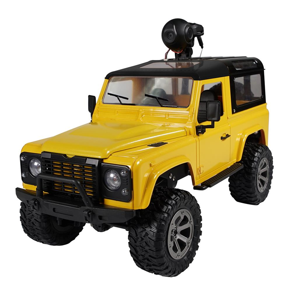 rc-cars FY003 2.4G 4WD Off-Road Snowfield Wifi Control Metal Frame RC Car RC1405129 2