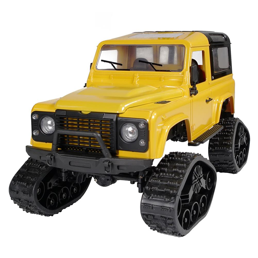 rc-cars FY003 2.4G 4WD Off-Road Snowfield Wifi Control Metal Frame RC Car RC1405129 3