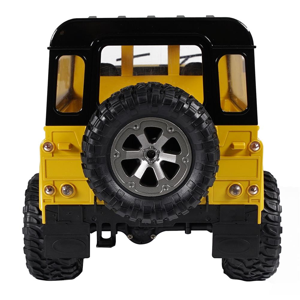 rc-cars FY003 2.4G 4WD Off-Road Snowfield Wifi Control Metal Frame RC Car RC1405129 5