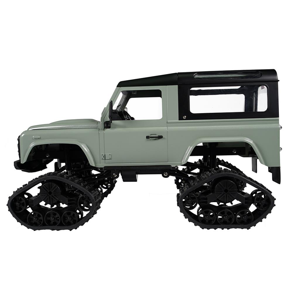 rc-cars FY003 2.4G 4WD Off-Road Snowfield Wifi Control Metal Frame RC Car RC1405129 8