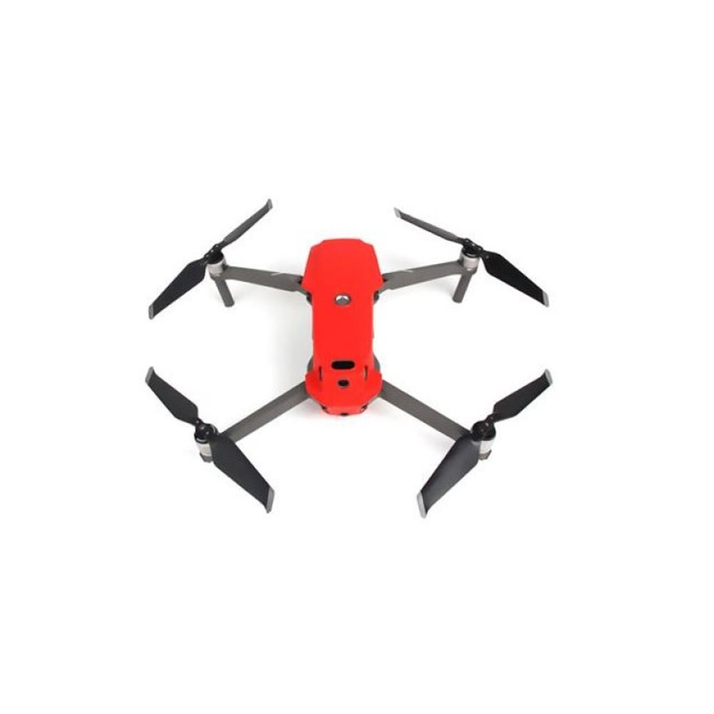 rc-quadcopter-parts Drone Body Protective Shell Soft Silicone Dustproof Scratch-Resistant Case for DJI Mavic 2 Pro/Zoom RC1406615