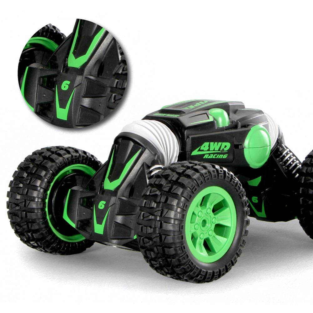rc-cars PXtoys 9903 1/10 2.4G 4WD Double-Sided Stunt Rc Car 360 Rotation Toy RC1409969 1