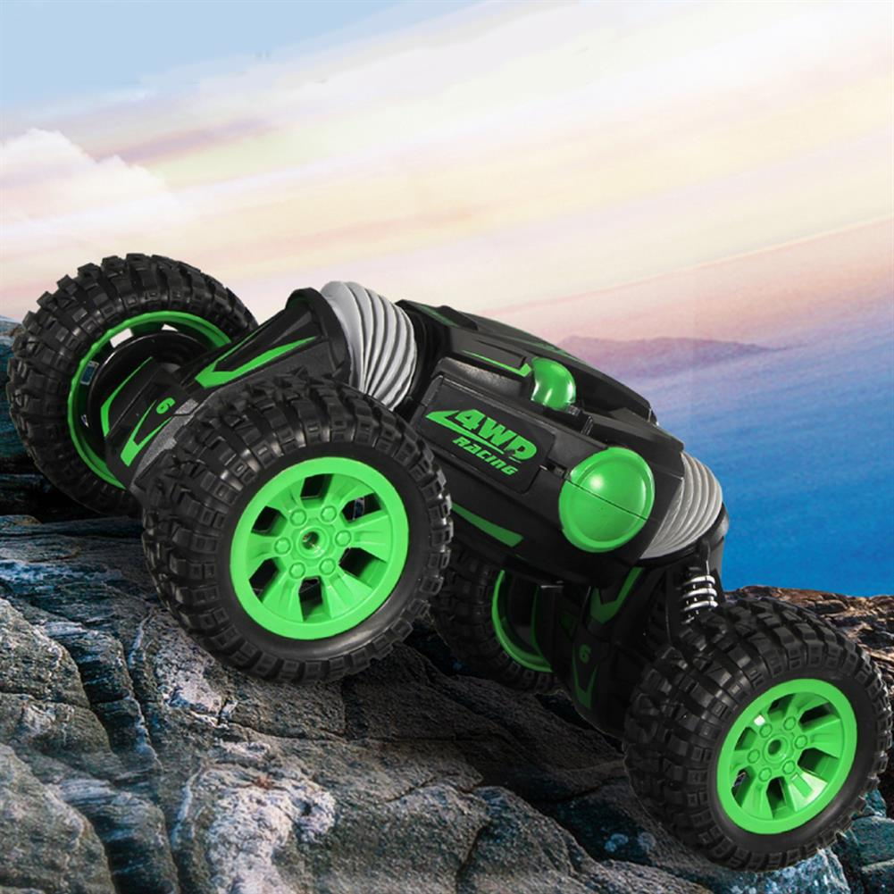 rc-cars PXtoys 9903 1/10 2.4G 4WD Double-Sided Stunt Rc Car 360 Rotation Toy RC1409969 2