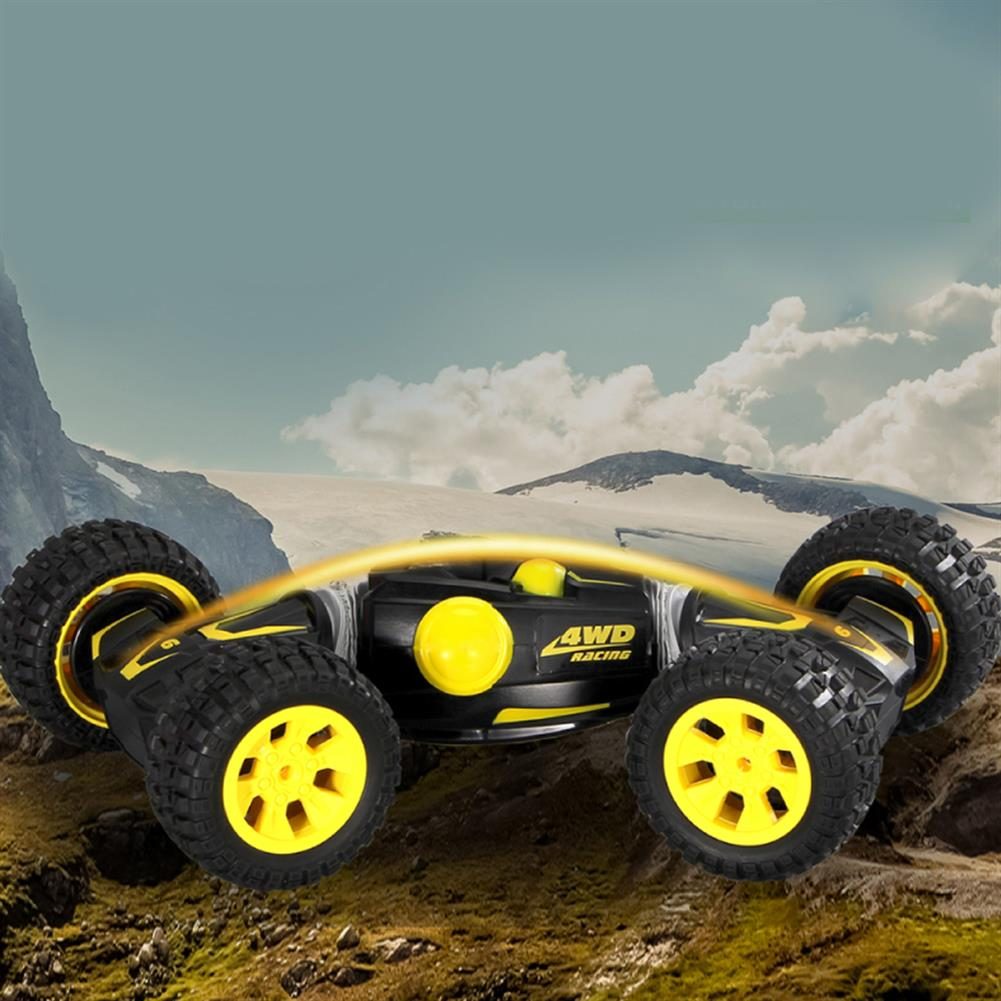 rc-cars PXtoys 9903 1/10 2.4G 4WD Double-Sided Stunt Rc Car 360 Rotation Toy RC1409969 3