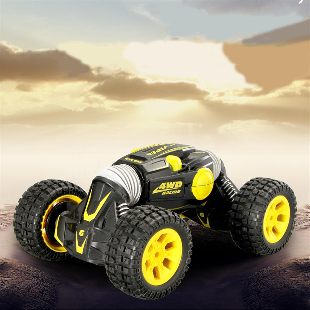 rc-cars PXtoys 9903 1/10 2.4G 4WD Double-Sided Stunt Rc Car 360 Rotation Toy RC1409969 5