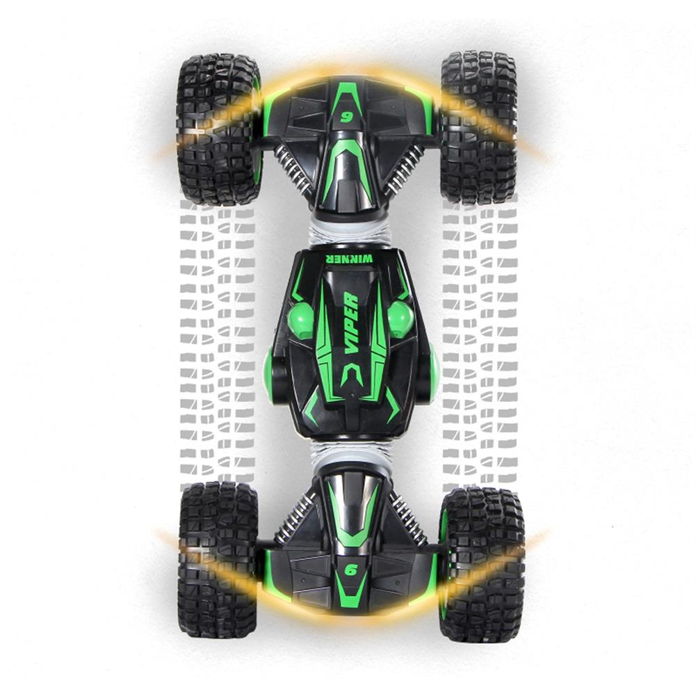 rc-cars PXtoys 9903 1/10 2.4G 4WD Double-Sided Stunt Rc Car 360 Rotation Toy RC1409969 6