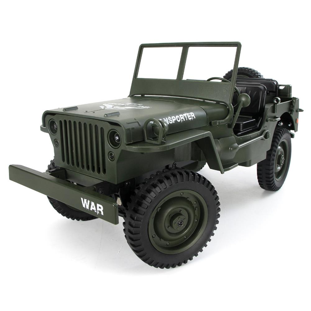 rc-cars CES NEWS' JJRC Q65 2.4G 1/10 Jedi Proportional Control Crawler 4WD Off-Road RC Car RC1410252 3