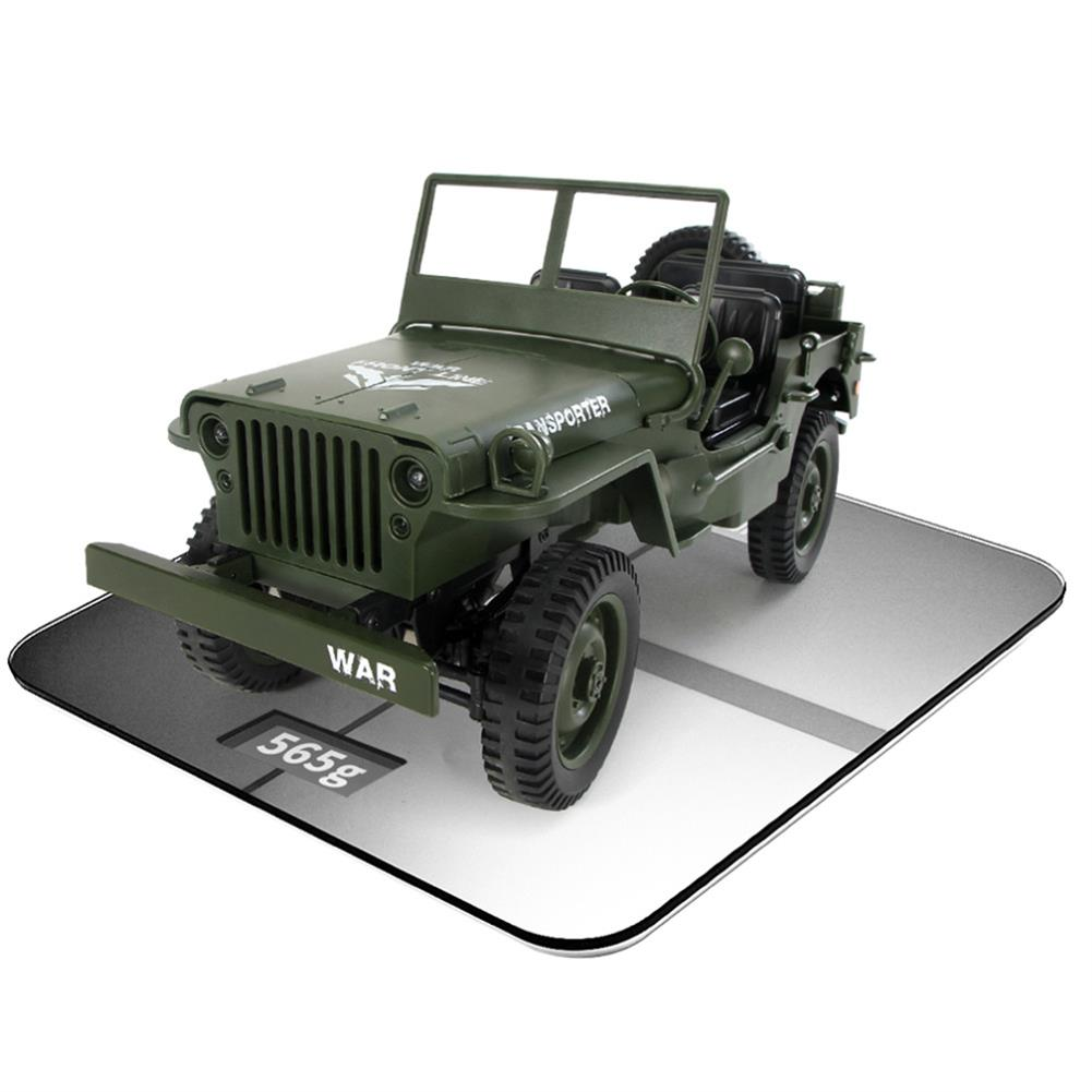 rc-cars CES NEWS' JJRC Q65 2.4G 1/10 Jedi Proportional Control Crawler 4WD Off-Road RC Car RC1410252 7