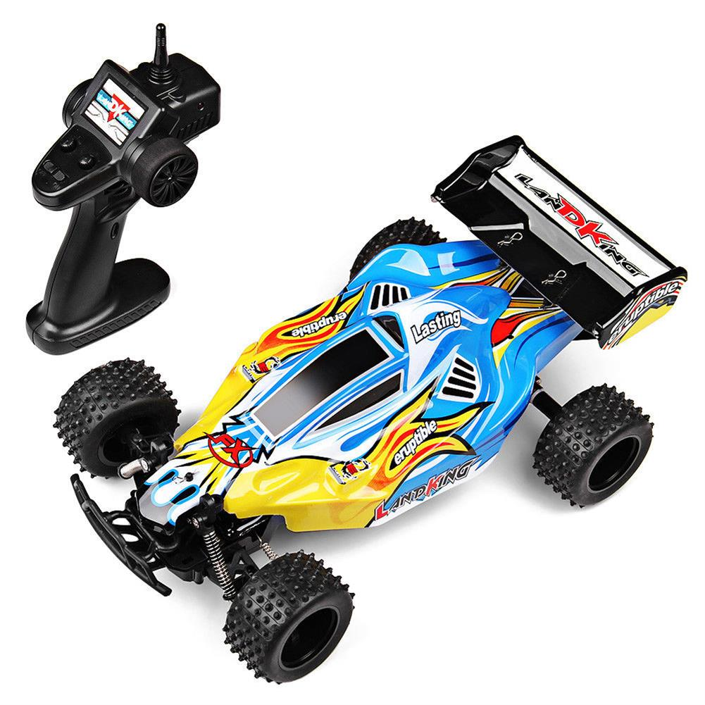 rc-cars Feilun LK813 1/10 2.4G 2WD 20km/h Brushed Rc Car Off-road Buggy RTR Toy RC1411569 5