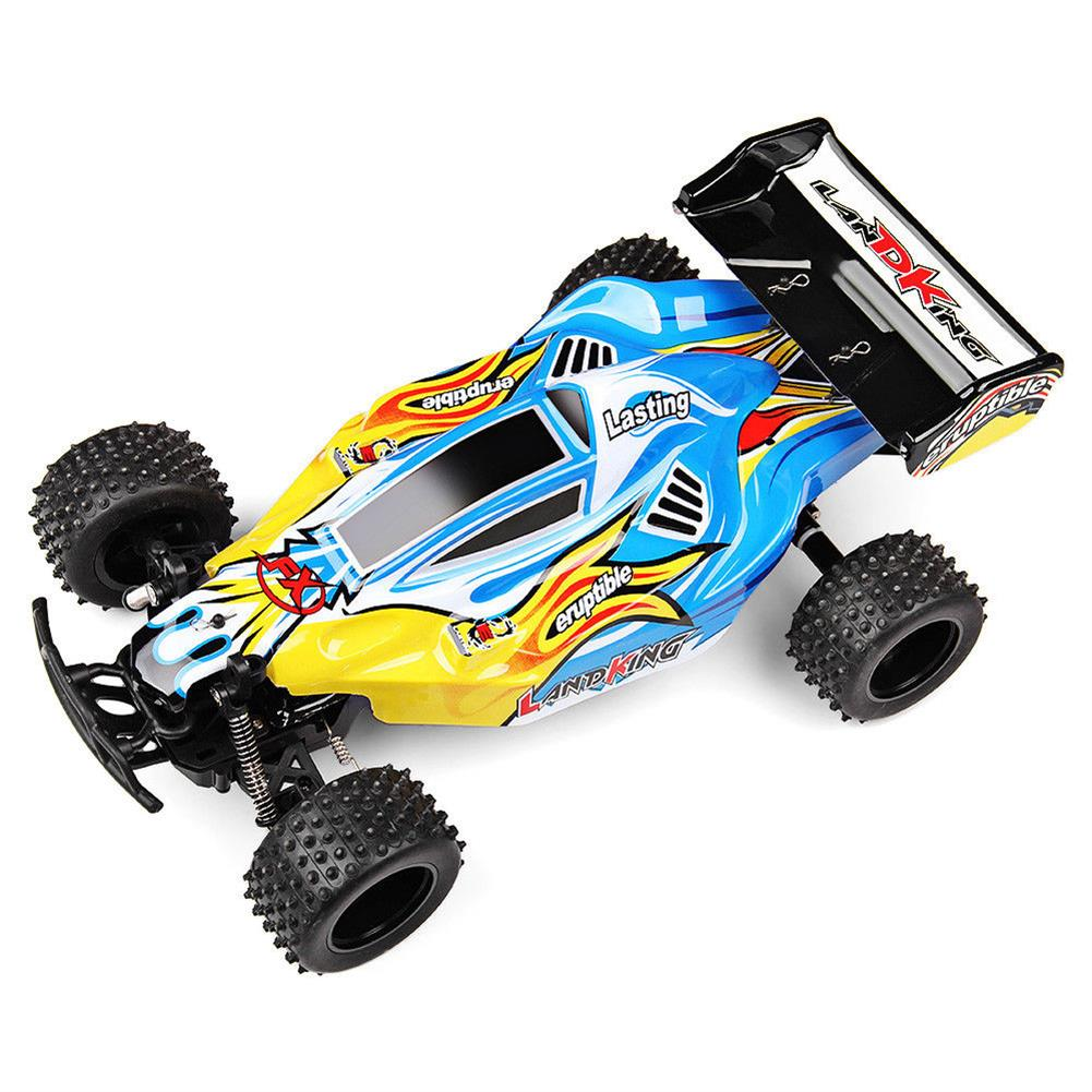 rc-cars Feilun LK813 1/10 2.4G 2WD 20km/h Brushed Rc Car Off-road Buggy RTR Toy RC1411569 6