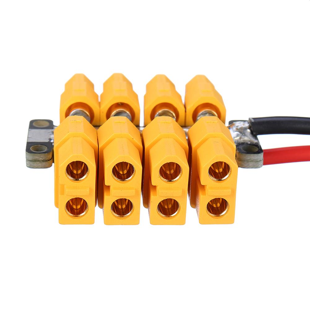 connector-cable-wire High Current PCB Power Distribution Board 20AWG Wire for DIY RC Multicopter Drone RC1412823 4