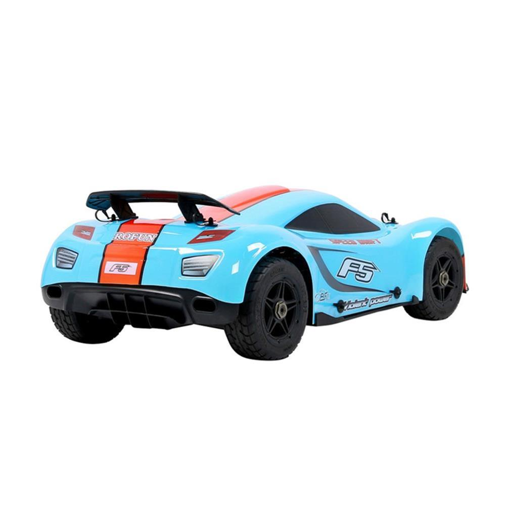 rc-cars Rovan ROFUN F5 1/5 2.4G 4WD 90km/h Drift Rc Car 36cc Gasoline Engine On-road Flat Sport Rally Toy RC1412941 3