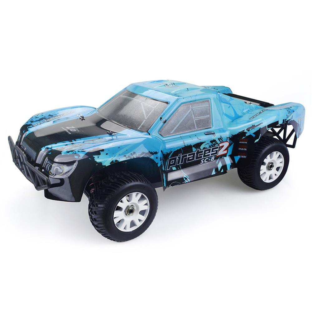 rc-cars ZD Racing 9203 1/8 2.4G 4WD 80km/h Brushless Rc Car Electric Short Course Truck RTR Toys RC1413096