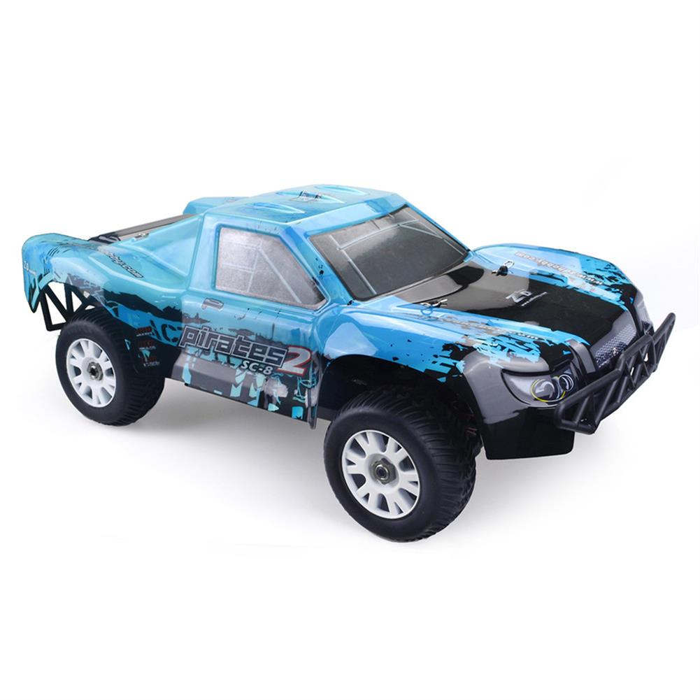 rc-cars ZD Racing 9203 1/8 2.4G 4WD 80km/h Brushless Rc Car Electric Short Course Truck RTR Toys RC1413096 1