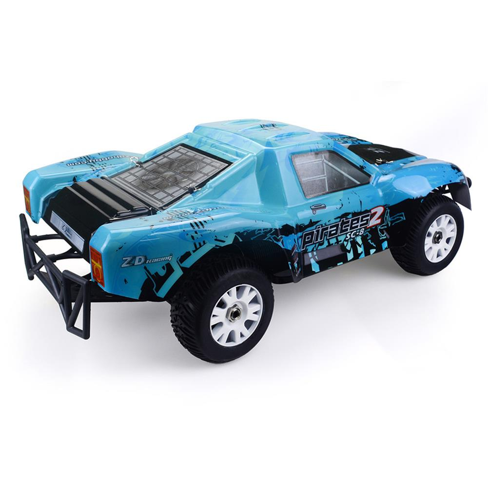 rc-cars ZD Racing 9203 1/8 2.4G 4WD 80km/h Brushless Rc Car Electric Short Course Truck RTR Toys RC1413096 2