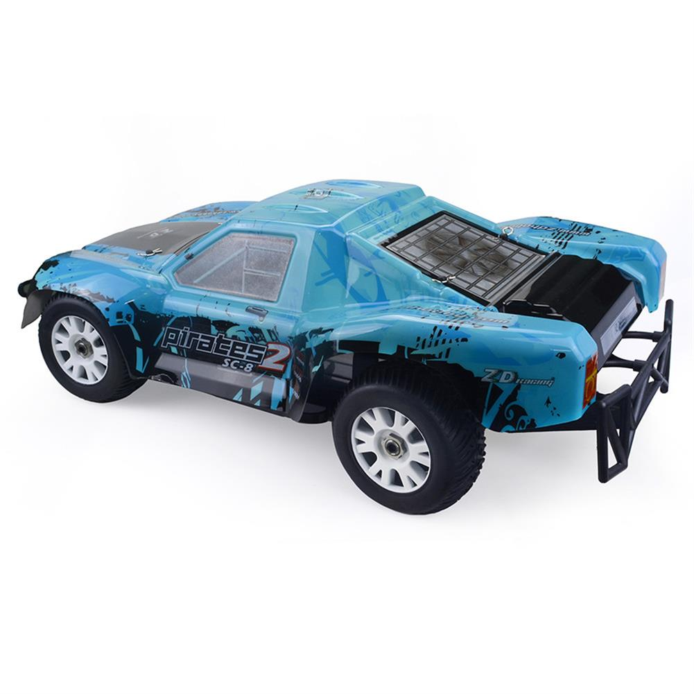 rc-cars ZD Racing 9203 1/8 2.4G 4WD 80km/h Brushless Rc Car Electric Short Course Truck RTR Toys RC1413096 3