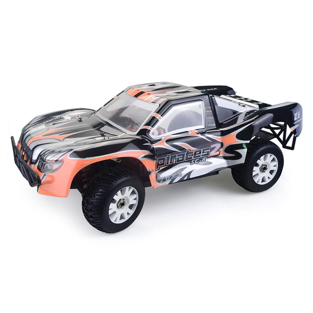 rc-cars ZD Racing 9203 1/8 2.4G 4WD 80km/h Brushless Rc Car Electric Short Course Truck RTR Toys RC1413096 4