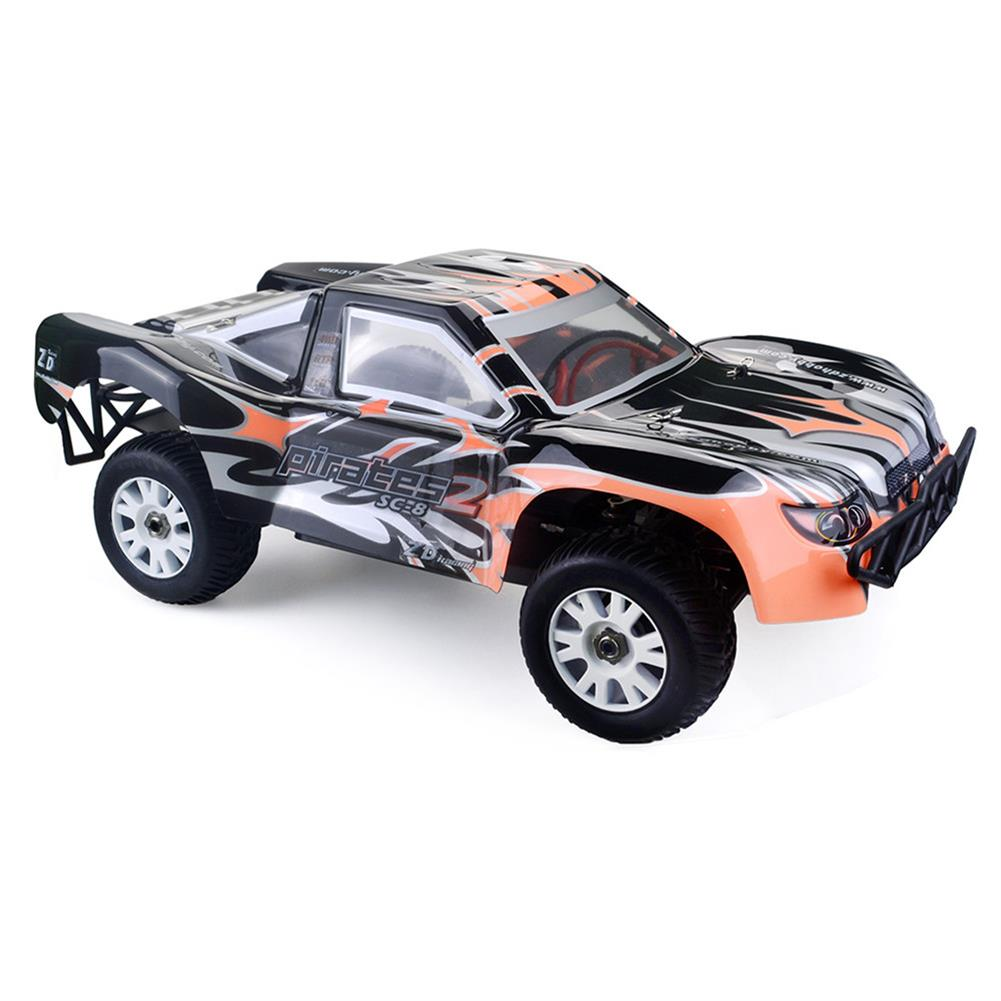 rc-cars ZD Racing 9203 1/8 2.4G 4WD 80km/h Brushless Rc Car Electric Short Course Truck RTR Toys RC1413096 5