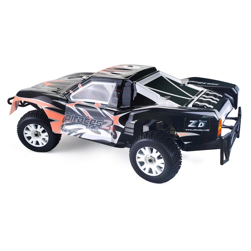 rc-cars ZD Racing 9203 1/8 2.4G 4WD 80km/h Brushless Rc Car Electric Short Course Truck RTR Toys RC1413096 6