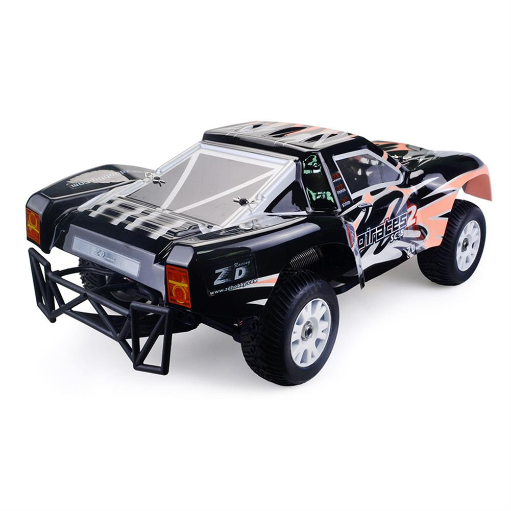 rc-cars ZD Racing 9203 1/8 2.4G 4WD 80km/h Brushless Rc Car Electric Short Course Truck RTR Toys RC1413096 7