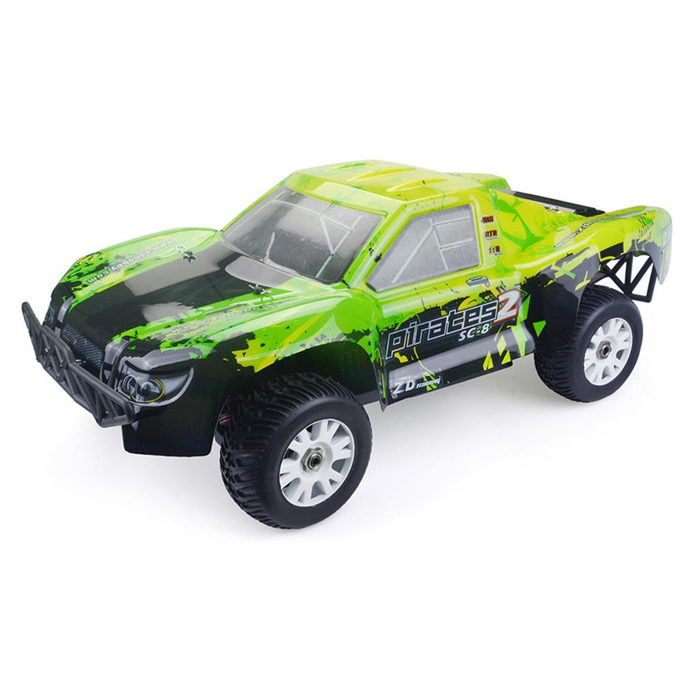 rc-cars ZD Racing 9203 1/8 2.4G 4WD 80km/h Brushless Rc Car Electric Short Course Truck RTR Toys RC1413096 8