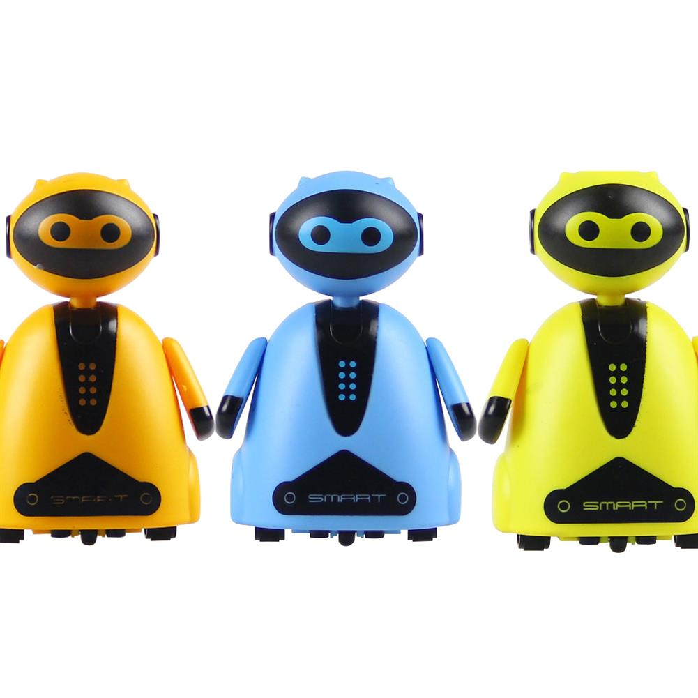 robot-toys Smart RC Robot Tracking Patrol Robot Toy Gift For Children RC1413905