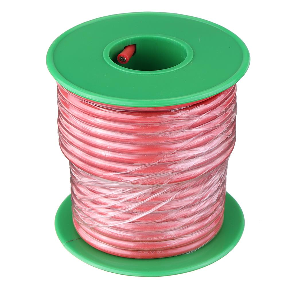 connector-cable-wire 10M 14AWG Soft Silicone Wire Cable High Temperature Tinned Copper Line RC1413927 2