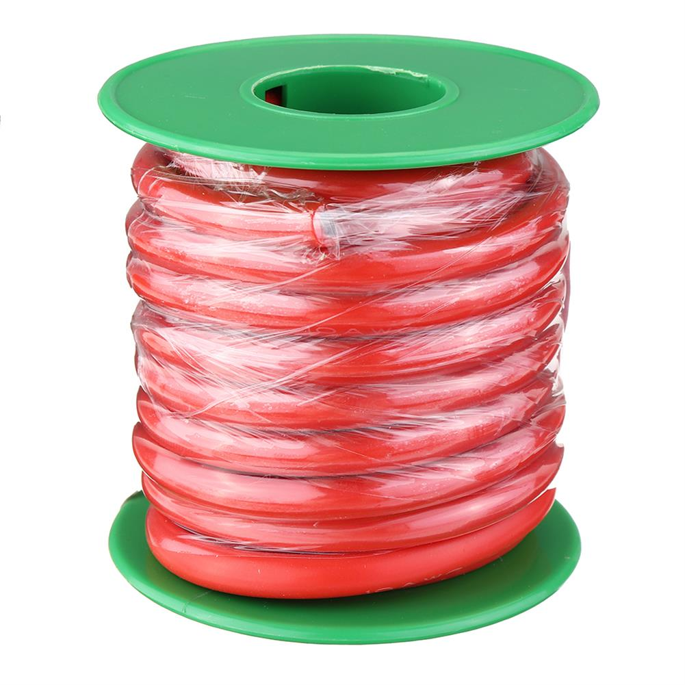 connector-cable-wire 4M 10AWG Soft Silicone Wire Cable High Temperature Tinned Copper RC1413928 3