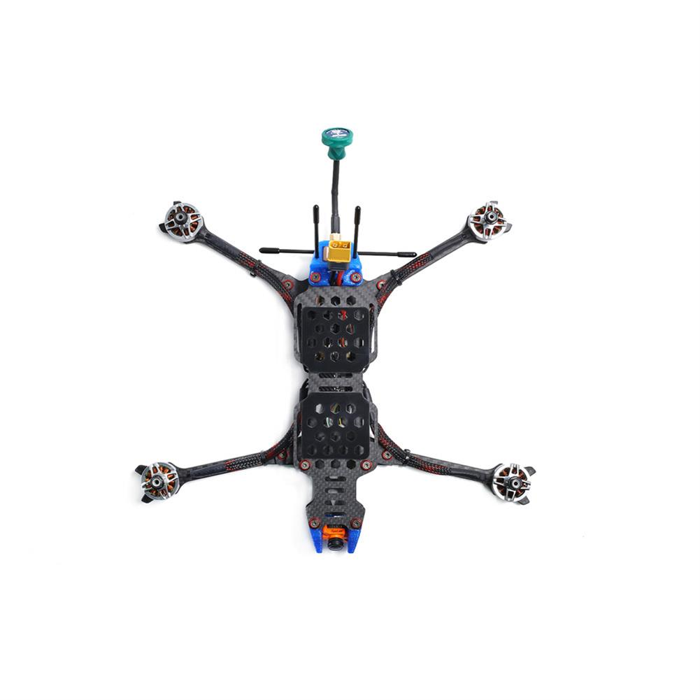 fpv-racing-drones GEPRC GEP-Crocodil GEP-LC7-PRO 315mm 7 Inch RC FPV Racing Drone Betaflight F4 50A Runcam Micro Swift RC1414014 3